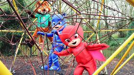 PJ Masks arrive at Trabolgan Holiday Village for 2019